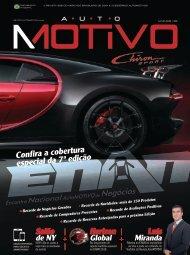 REVISTA AUTOMOTIVO - EDIÇÃO 128 - MAIO/2018