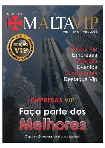 REVISTA MALTA POR PAGINA EDICÃO 1