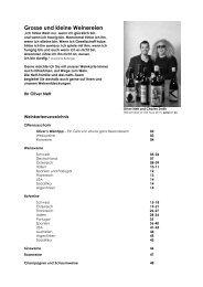 rotweine - Netts