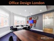 Office Design London
