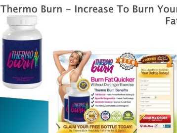 Thermo Burn - Increase To Burn Your Fat.output