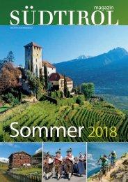 Südtirol Magazin Sommer 2018 - NZZ