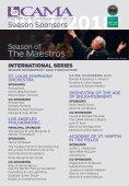 Saturday, May 12, 2018 / Isabel Bayrakdarian, Soprano and St. Lawrence String Quartet / CAMA's Masterseries at The Lobero Theatre, 8:00 PM - Page 2