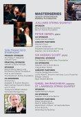 Saturday, May 12, 2018 / Isabel Bayrakdarian, Soprano and St. Lawrence String Quartet / CAMA's Masterseries at The Lobero Theatre, 8:00 PM - Page 3