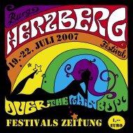2007 - Burg Herzberg Festival