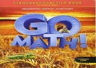 PDF FREE DOWNLOAD  Go Math!: Student Practice Book Grade 2 TRIAL EBOOK