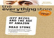PDF DOWNLOAD The Everything Store: Jeff Bezos and the Age of Amazon BOOK ONLINE