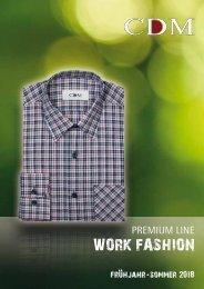 CDM - Premium Line Work Fashion Katalog Frühjahr / Sommer 2018