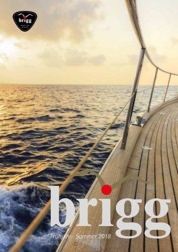 brigg Katalog Frühjahr - Sommer 2018