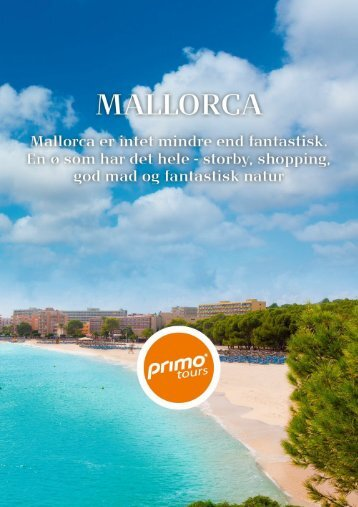 Destination: mallorca