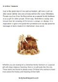 Importance of Olive Wood Gifts from Bethlehem - Page 2