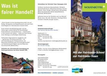 Flyer_Fairtrade-Town