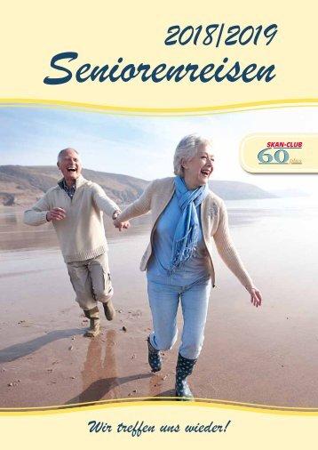 Seniorenreisen 2018 / 2019