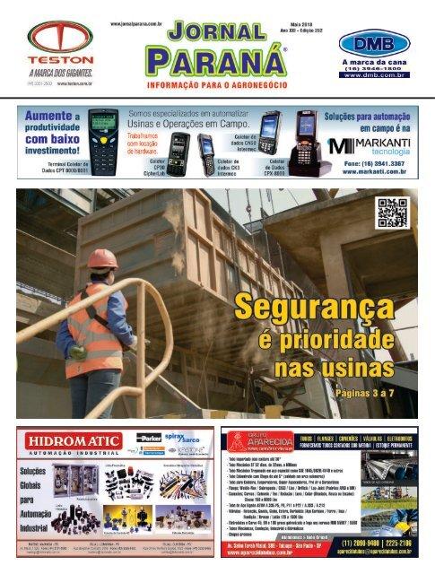 Jornal Paraná Maio 2018