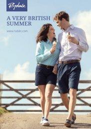 Rydale Summer Catalogue E-CATALOGUE