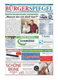 Mai 2018 | Bürgerspiegel