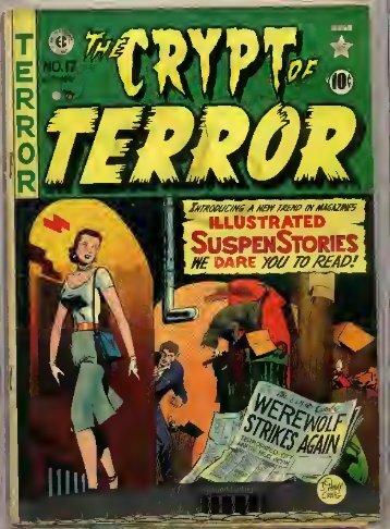 Crypt of Terror 17-19