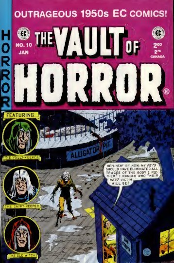 Vault of Horror (21-30)