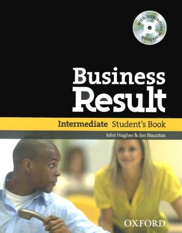 Business Result (B1) SB
