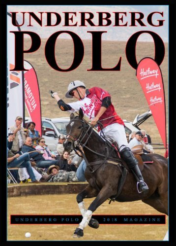 Underberg Polo Magazine 2018