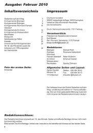 Ökumenische Bibelwochen 2010 - Kirchgemeinde Wünnewil ...