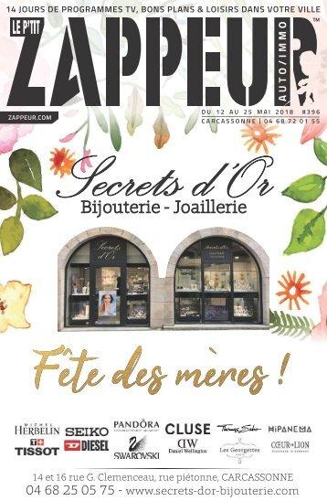 Le P'tit Zappeur - Carcassonne #396