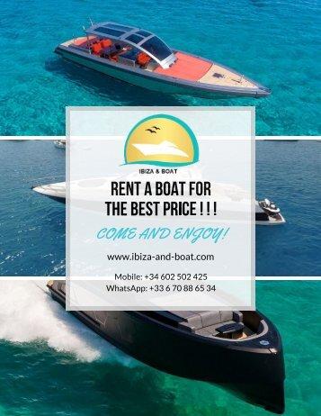 Ibiza & Boat