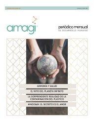 Periódico Amagi Desarrollo Humano Mayo 2018