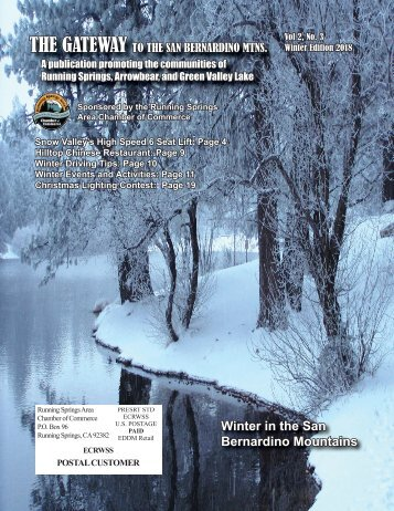 Gateway Magazine (RSACC) Winter 2017-18-final
