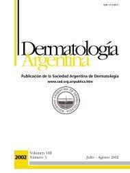 Derma 3-2002 - Sociedad Argentina de Dermatología