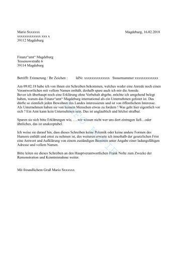 Anschreiben Finanz amt Magdeburg 2 2018NETZ