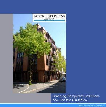 Aufsichtsrat - MOORE STEPHENS Ludewig AG
