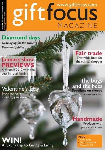 Valentine's Day - Gift Focus magazine