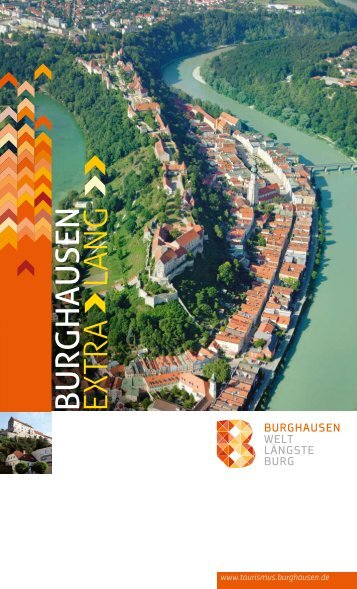 Broschüre zum download als pdf - Burghausen - Stadt Burghausen
