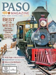 2018 May PASO Magazine