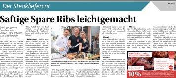 Der Steaklieferant  -05.05.2018-
