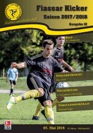 FCF Stadionzeitung 2018_05_05_Durach_II_WEB