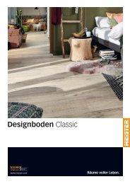 MEISTER Katalog Designboden Classic 2018