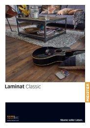 MEISTER Katalog Laminat Classic 2018