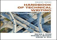 PDF FREE DOWNLOAD  The Handbook of Technical Writing READ ONLINE