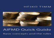 PDF FREE DOWNLOAD  AIFMD Quick Guide: Introduction to rules and concepts: Volume 2 (International Financial Market Regulation) DOWNLOAD ONLINE