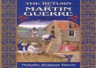 PDF DOWNLOAD Return of Martin Guerre DOWNLOAD ONLINE