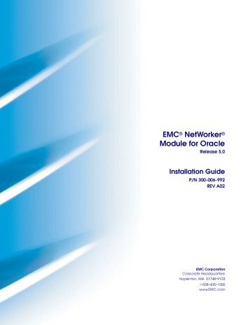 Emc networker release 7. 6 service pack 2 pdf.