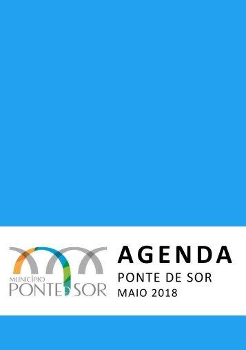 Agenda Ponte de Sor - maio 2018