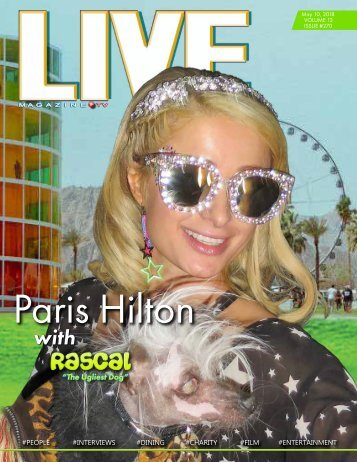 LIVE Magazine #270 May 10, 2018