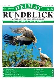 Heimat-Rundblick Frühjahr 2018