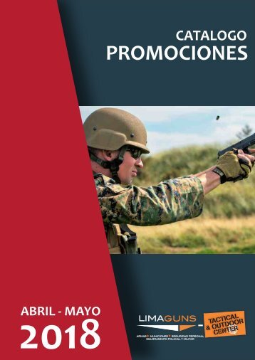 Catalogo de promociones Abril - Mayo    2018