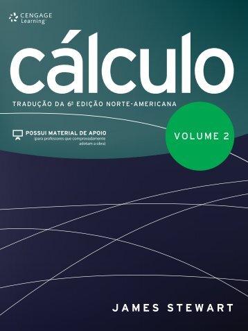 James Stewart - Cálculo, 6ª edição - Volume 2 (2009) [PT-BR] - não escaneado
