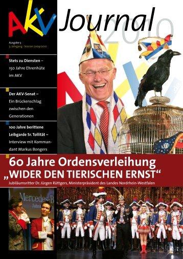 60. Ritter des Ordens - AKV