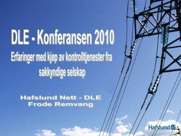 s.1 Endres i topp-/bunntekst - Energi Norge